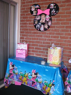 minnie mouse birthday ideas cricut   Minnie Mouse Madness