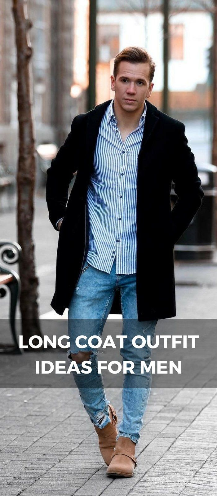 9 Coolest Ways To Wear Long Coat For Men – LIFESTYLE BY PS