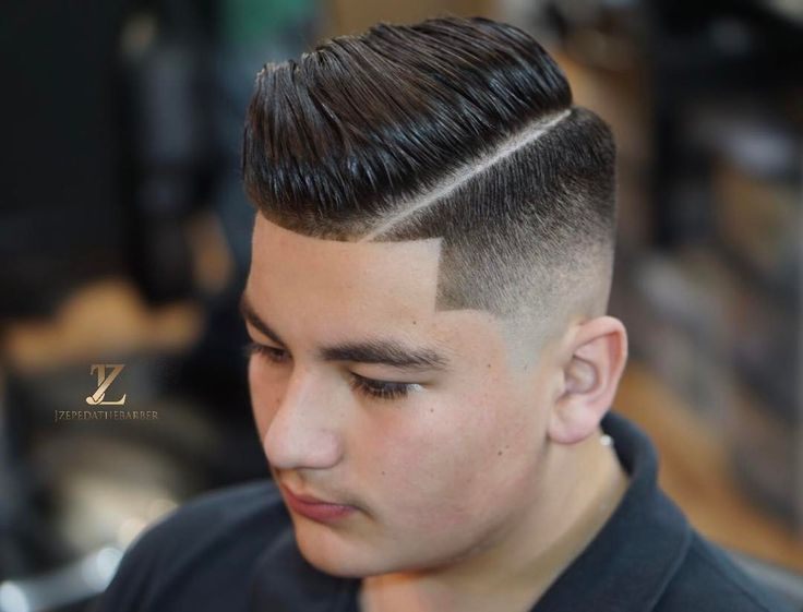 Combover haircuts for men short hair