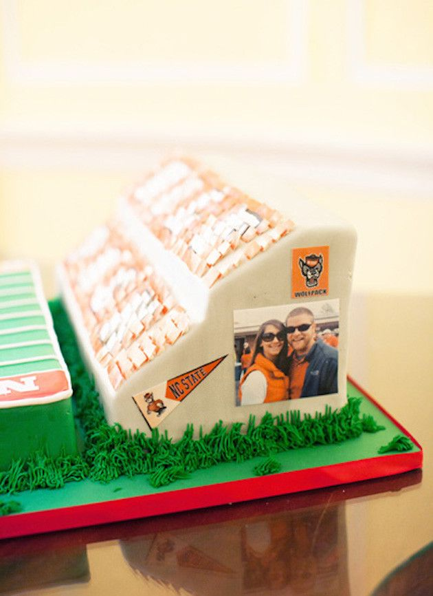 Grooms' Cake Ideas for your Wedding | Bridal Musings Wedding Blog 16