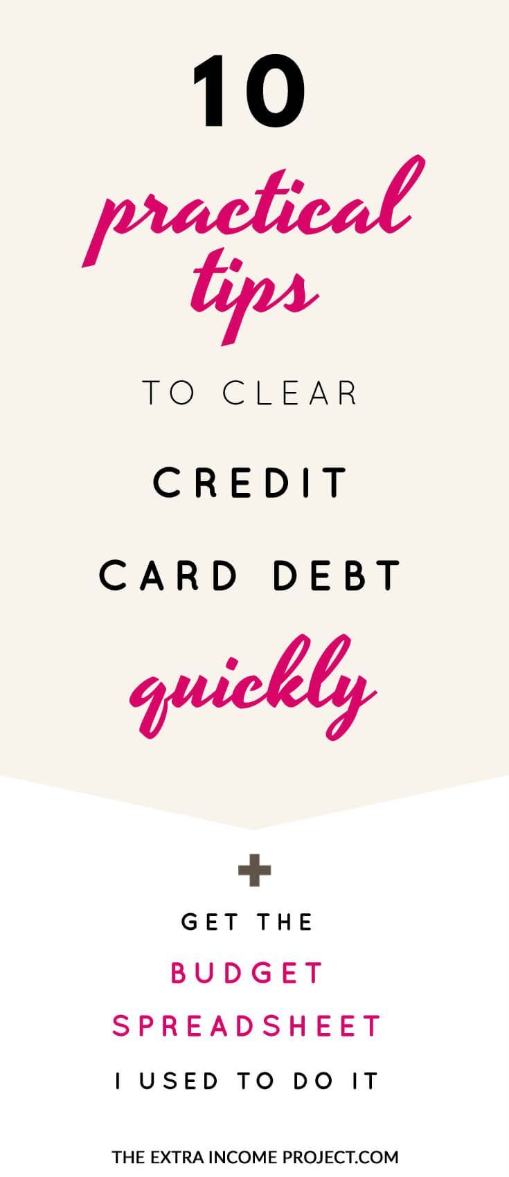 447 best images about say no to debt on pinterest pay for Budget template to pay off debt