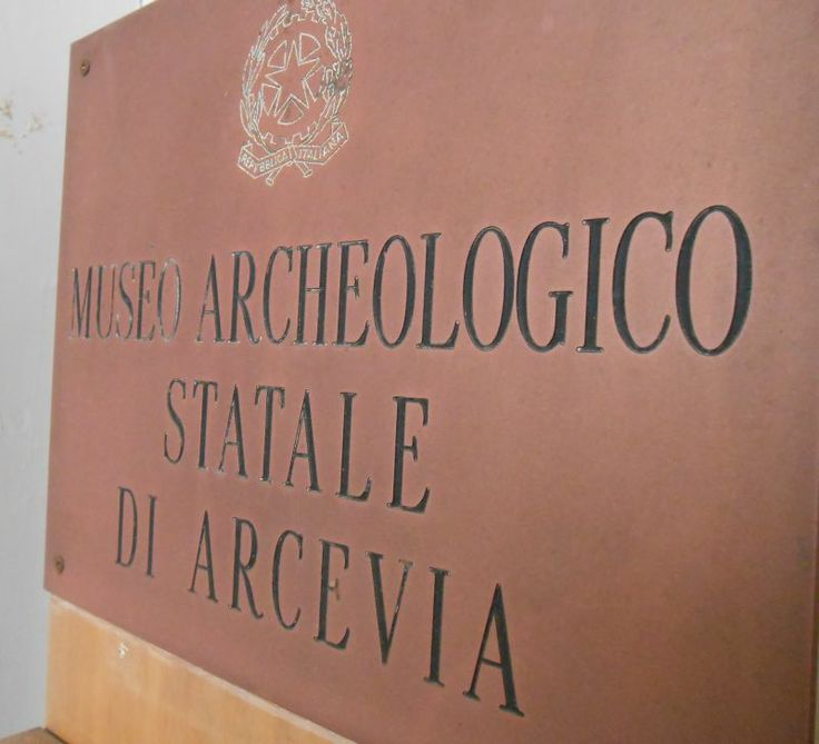 Archaeological Museum of Arcevia - Marche - Italy