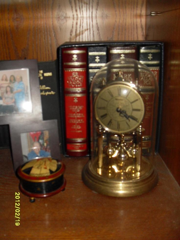 anniversary clock - Anniversary Clock