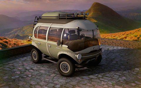 The Classic VW Bus Reinvented As A Greener Camper | Co.Exist | World changing ideas and innovation