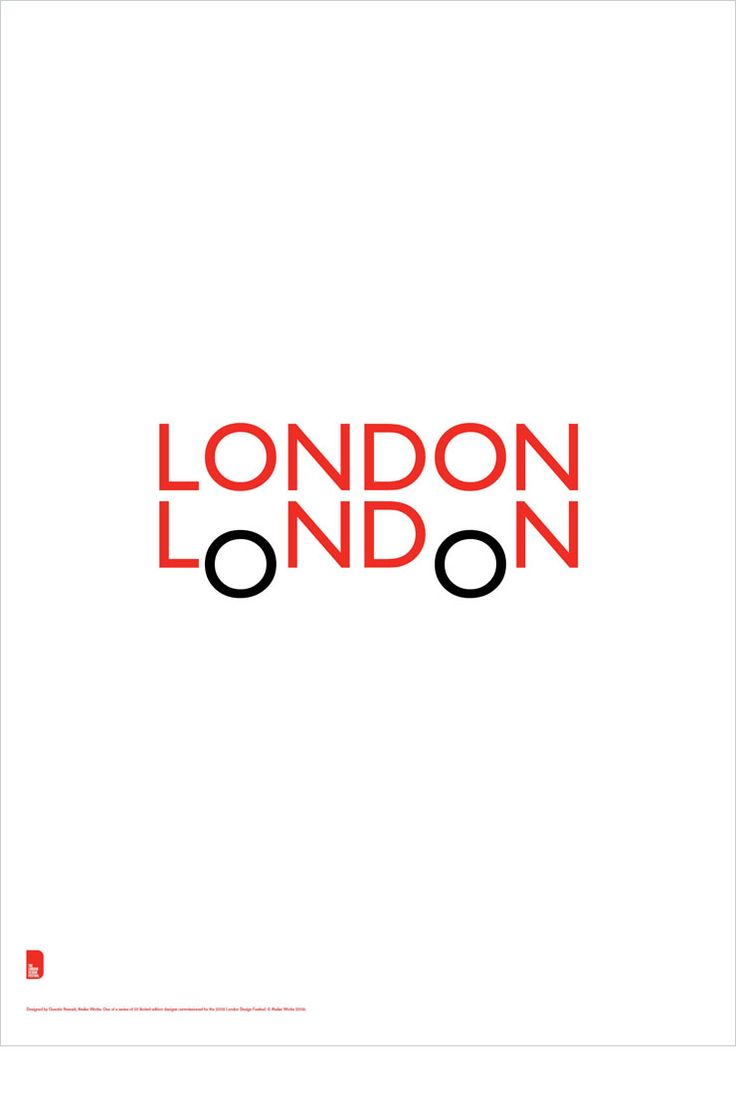 London logo is Clever!