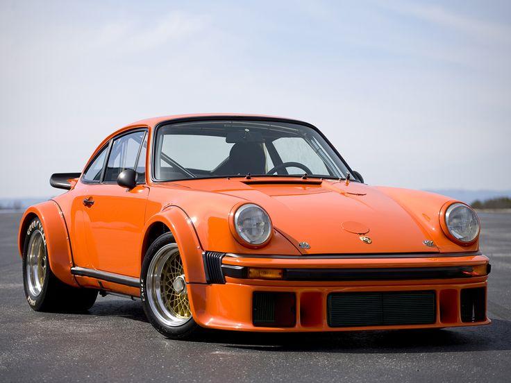 Porsche 911 Turbo RSR [934] 1976