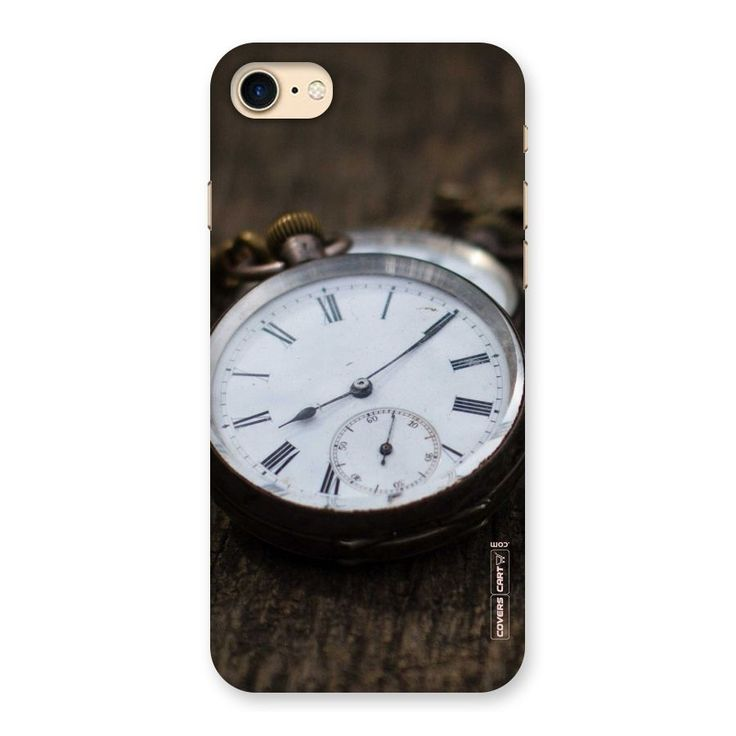 Vintage Clock Back Case for iPhone 7 | Mobile Phone Covers & Cases in India Online at CoversCart.com