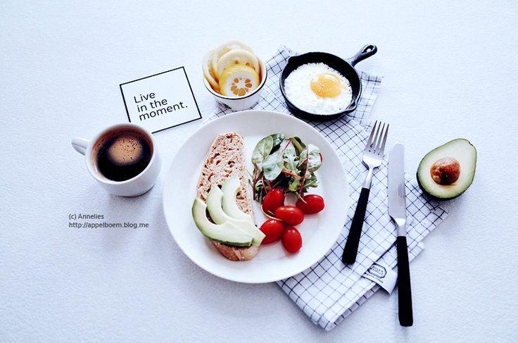 건강한 한끼 ♪ 차려놓고 못먹은 아침식사. : 네이버 블로그