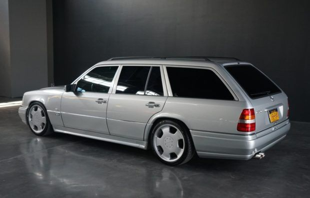 21+ 1994 Mercedes E320 Wagon