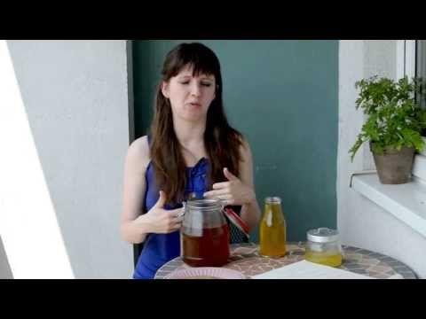 Kombucza - jak zrobić kombuczę?:) - YouTube