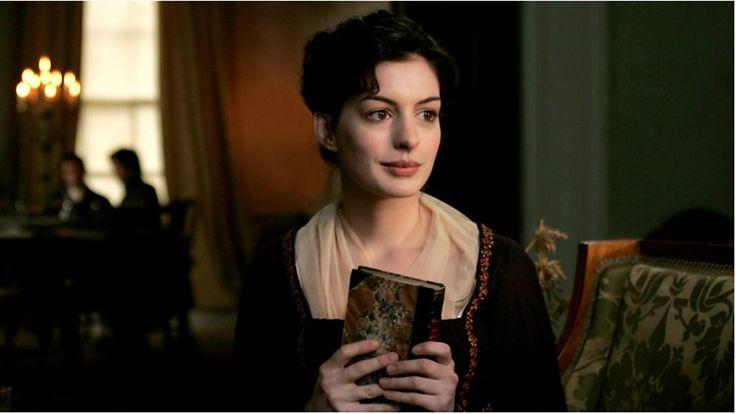 Anne Hathaway inspiration for Evangeline Fairfax in The Gentleman's Bride Search