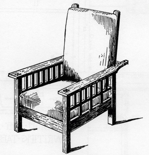 Mary Morris Chair Aerobics: Morris Chair Plans