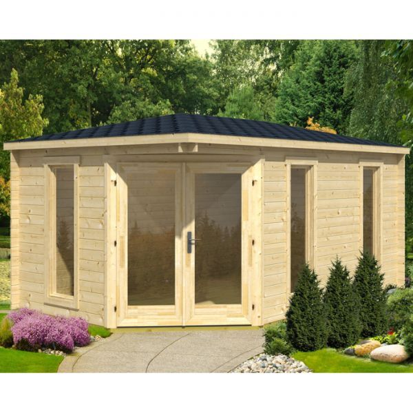 Garden Sheds Edinburgh 89 best log cabins images on pinterest | log cabins, sheds and co uk