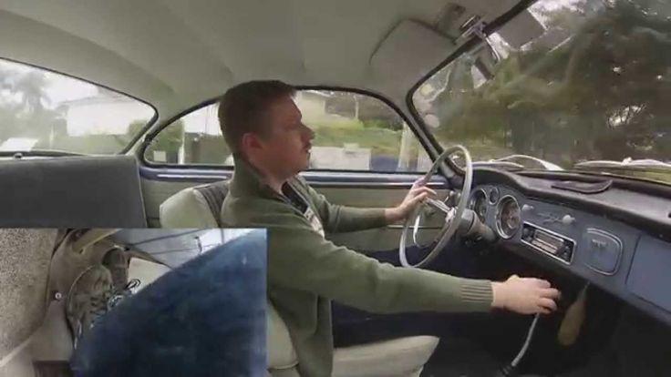 Garagem do Bellote TV: Karmann-Ghia (1962)