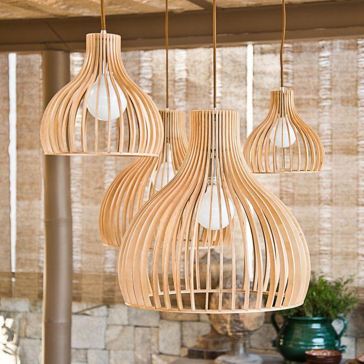 Luminária pendente... Pense com carinho neste acessório Dicas de como escolher os pendentes para a sua casa e de como utilizá-los                                                                                                                                                                                 Mais