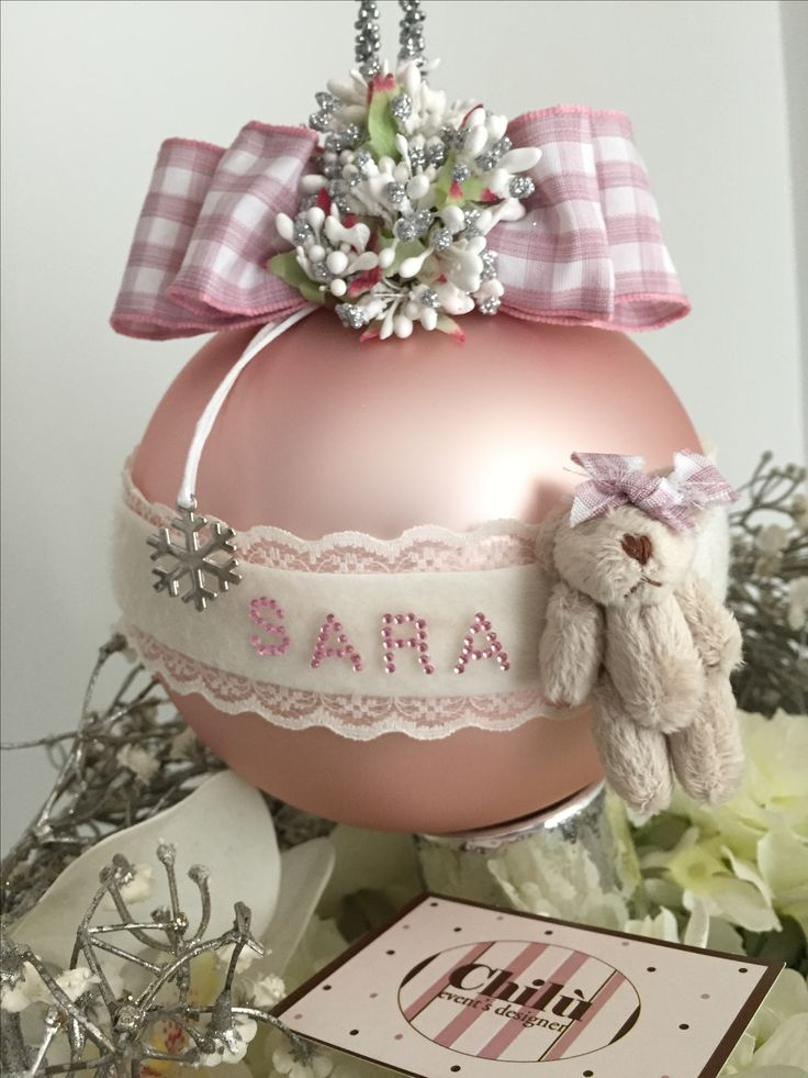 Sara ball handmade