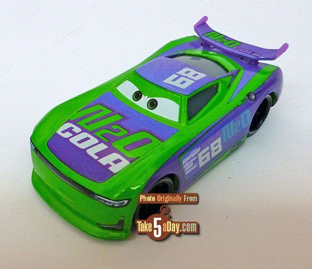 HOLLIS DISNEYPIXAR CARS 3 H.J