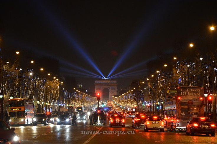 Sylwester po Parysku. Po kilku latach postanowiliśmy ponownie odwiedzić Paryż, aby powitać wraz z tysiącami turystów Nowy Rok 2015. Stolica Francji pod...