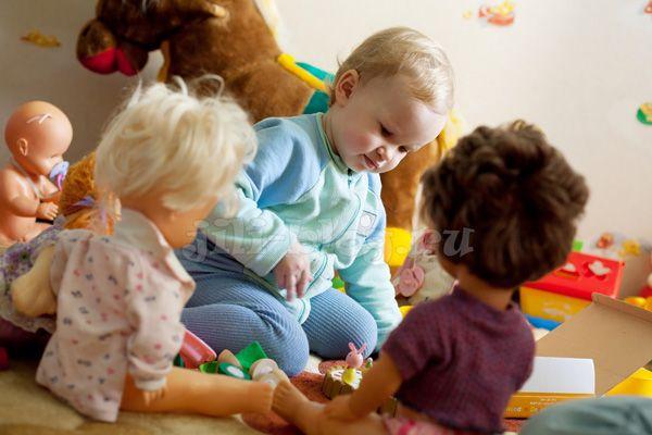 Игры и упражнения для развития речи у детей 1-2 лет | Жили-Были