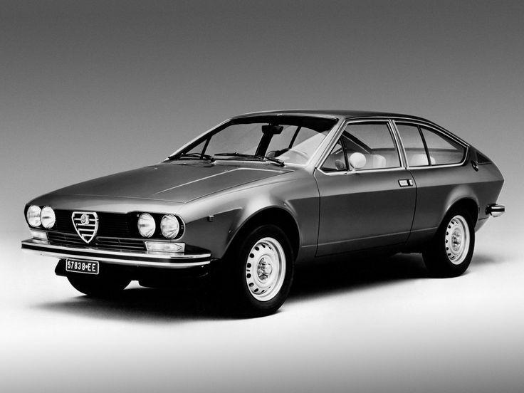 Alfa Romeo Alfetta GT 1.6 (116) '1976–80