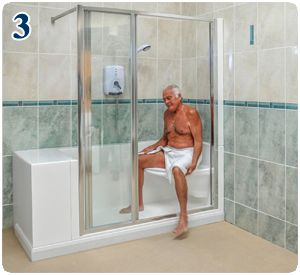 Handicap Shower Stalls Know Your Options