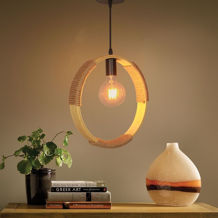 (62.23$)  Watch more here  - Vintage Rope Pendant Light Lamp Loft Creative Personality Industrial Lamp Edison Bulb Pendientes American Style For Living Room