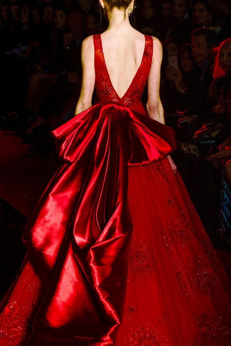 """chiffonandribbons: """"Zuhair Murad Couture S/S 2017 """""""