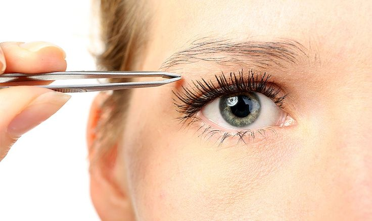 how to get rid of a unibrow naturally