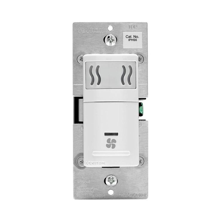 Inspirational Bathroom Exhaust Fan Humidity Sensor Switch