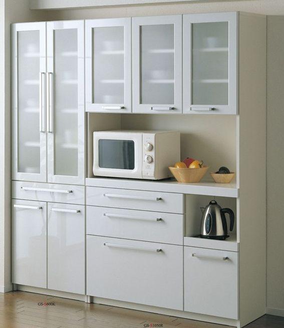 食器棚GSシリーズ | キッチンボード | 壁面収納【パモウナ】通販SHOP ... パモウナ GSシリーズ