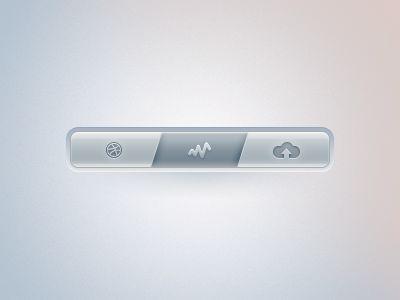 Navigation Bar. by Bulletproof Monk