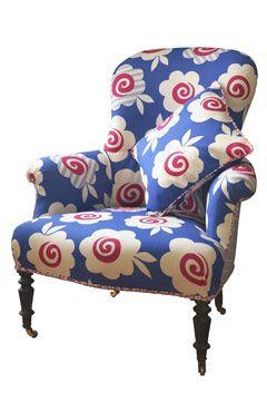 Celia Birtwell unveils home furnishing