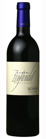 """Seghesio Sonoma Zinfandel 2010~ Zinfandel is the perfect """"all-season"""" wine and is super food friendly!"""