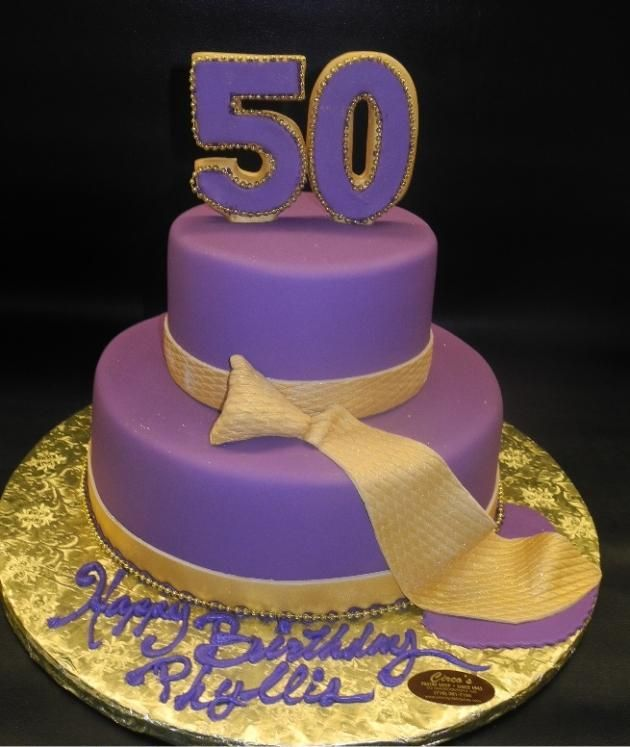 176 Best Images About Cakes - 50th Birthday On Pinterest