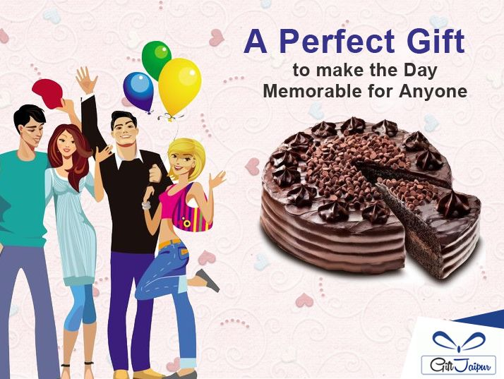 Some people like sunday,Some people like monday,However I just like only one day,Its your #Birthday. Surprise your Loved Ones With this yummy #ChocolateCake - http://bit.ly/2hd5cl1
