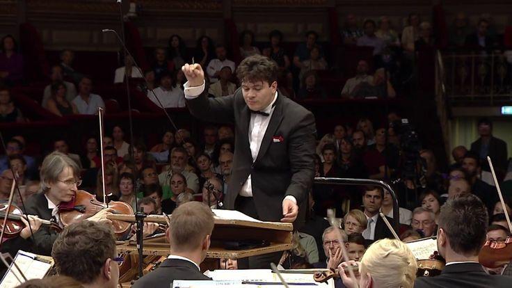 Festival Enescu 2017Ș Cristian Macelaru dirijand CZECH PHILARMONIC ORCHESTRA -Brahms – Concertul pentru vioară în Re majo...