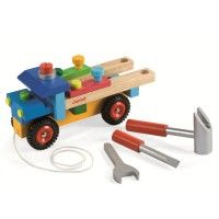 Camion etabli bricolo Janod 1200