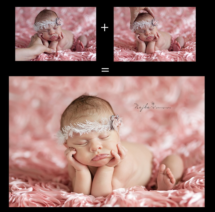 Najka Photography - sesja noworodkowa, dziecięca, ślubna - Warszawa: Bezpieczeństwo maluszków podczas sesji w Najka Photography
