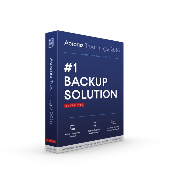 Acronis True Image 2016 Crack + Serial Key Free Download