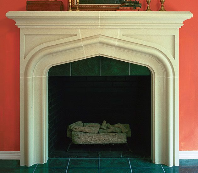 38 best Fireplaces images on Pinterest   Stone fireplaces, Stone ...