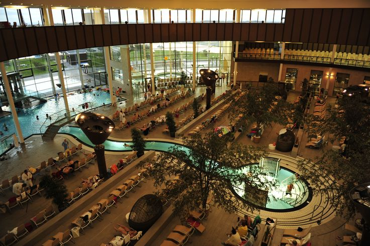 Thermae  © St. Martins Therme & Lodge