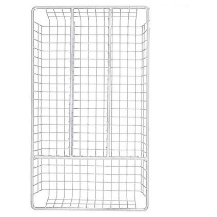 Great Value High Quality Chrome Mesh Style Cutlery Tray - (L: 32cm x W: 18.5cm x H: 4cm) Cutlery http://www.amazon.co.uk/dp/B0080JN9RO/ref=cm_sw_r_pi_dp_QVGnwb1AJK3PS