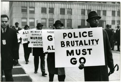 thefashioncomplex: Black Muslim Protest, Gordon Parks, 1963