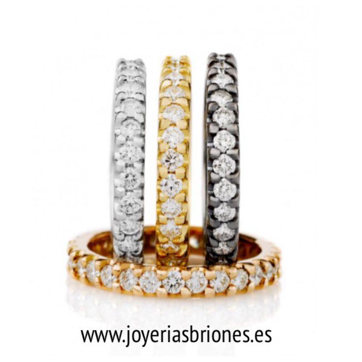 Alianzas 4 oros y diamantes.