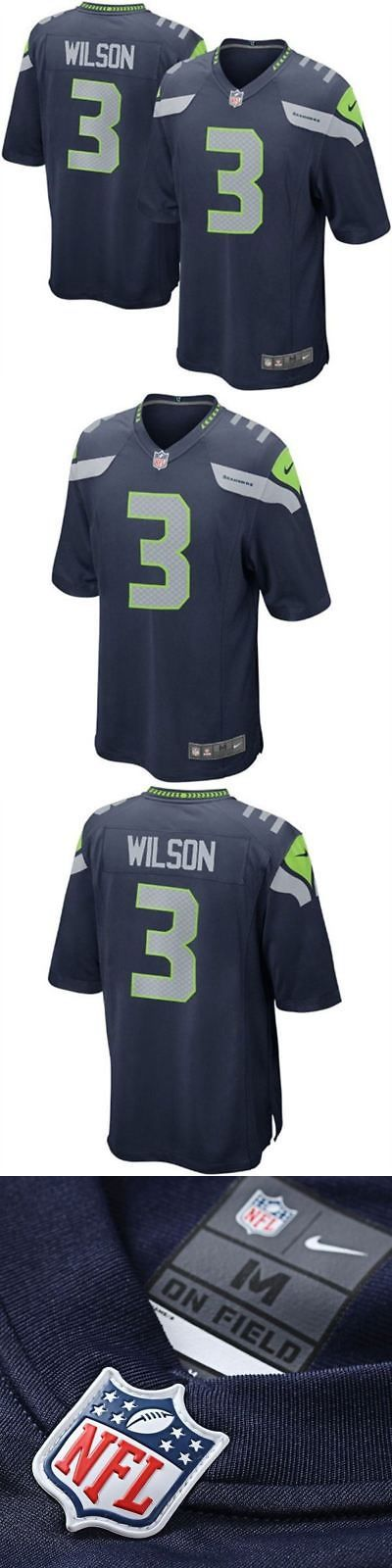 Youth 159111: Nike Nfl Youth Seattle Seahawks #3 Russel Wilson Game Jersey -> BUY IT NOW ONLY: $75 on eBay!