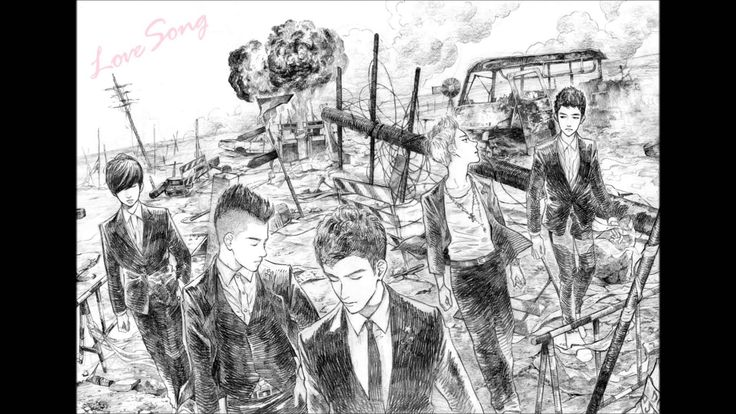 Nightcore- Love Song _ BIGBANG