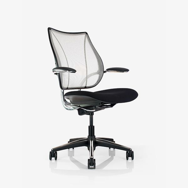 Liberty Office Task Chair was designed to offer a unique, minimal aesthetic and to provide custom comfort for every person who sits in it.