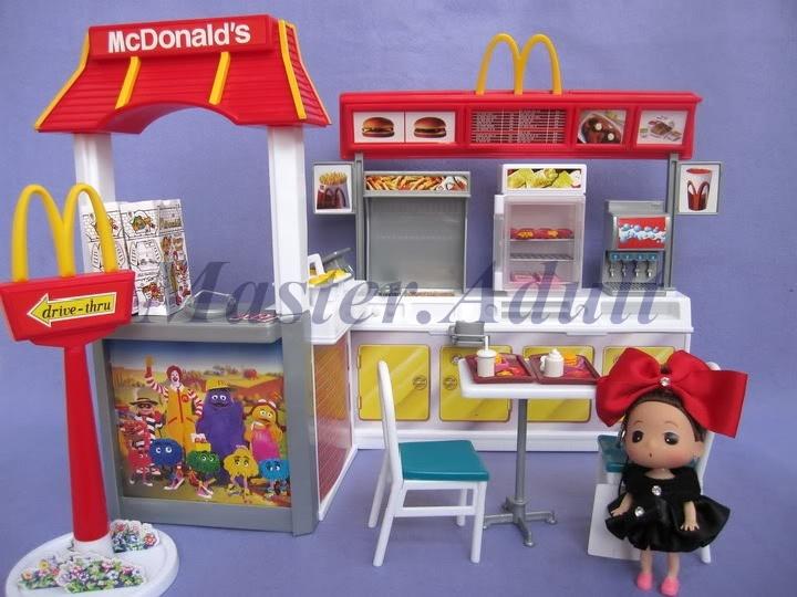 Mcdonald S Prototype Foods