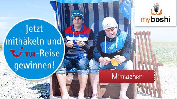 Der myboshi-Bilderwettbewerb - bis 4.September noch mitmachen! http://www.topp-kreativ.de/myboshi/