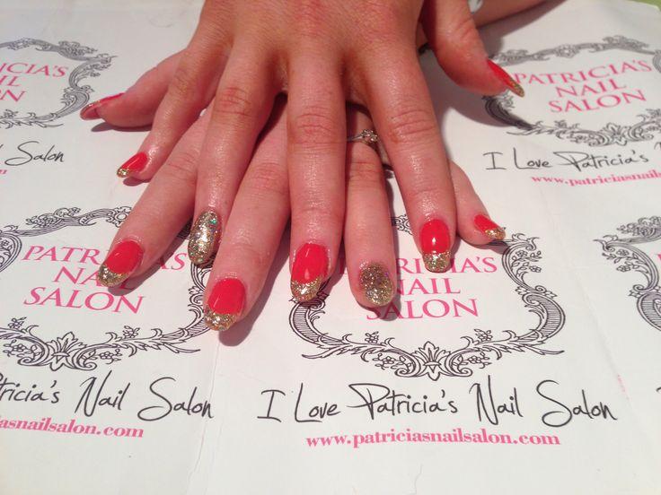 Gel nails#lgelish nail Art